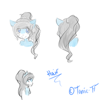 Hair by Tonic-TF