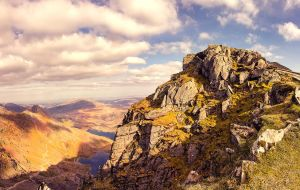 Snowdonia Rocky Mountain by OPrwtos