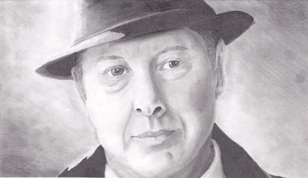 Reddington by Summia-art
