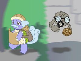 PMD - Archeology by lurils