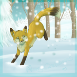 secret Santa Silvixen by chocobeery