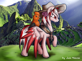 Peruvia (Happy Independence Day of Peru!) by JcosNeverExisted