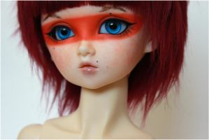 Faceup VIII by Follow-the-Wind