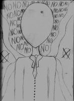 ITS SLENDER!!! by Wildchildforever
