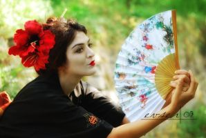 geisha_2 by evser
