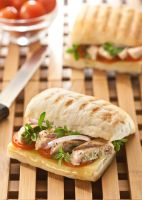 Chicken Panini by saadany