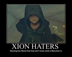 Poster: Xion Haters by punkgirl913