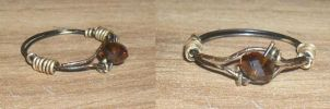 Wire Ring 4 by Dragonfly929
