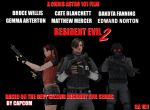 Resident Evil 2 Movie Poster Concept by ChrisAstro101
