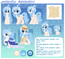 Opuscule Antiquity Reference by XNightMelody