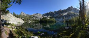 Sawtooth Third Lake 2011-08 4 by eRality