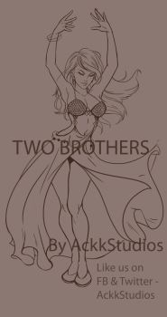 Two Brothers - Sneak Peak! by BrigidAllanson