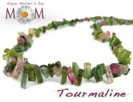 Tourmaline - Mothers Day by BeadsofCambay