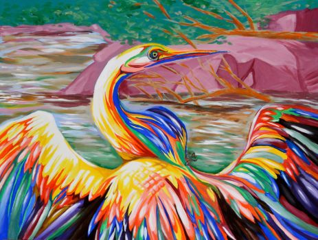 Fauvism by Evalescia