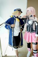 VOCALOID: Let me sell you something little boy... by ValdaValsha