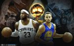 Cavs vs Warriors Finals 2015 Wallpaper by tmaclabi