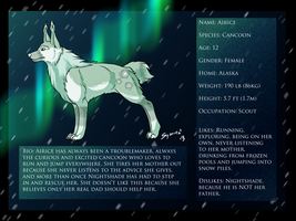 Airice refrence sheet by Symrea