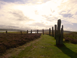 Ring of Brodgar - Orkney by Brvd