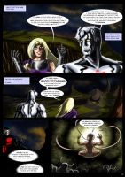 Justice League - Initiations (17) Questions by adamantis