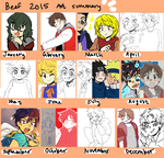 2015 summary by LEOPlKA
