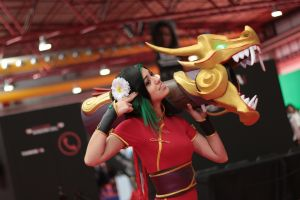 Firecracker Jinx Cosplay by GeazakiCosplay