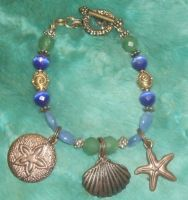 Seashore Bracelet by Windthin