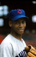 Ernie Banks Mr.Cub by slr1238
