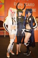 Black Rock Shooter - Gamehub 4 by SweetSix