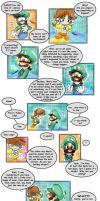 Mario: Alone at Home Pg 05 by saiiko