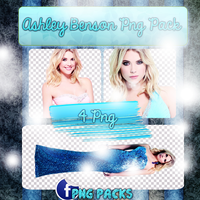 PNG Pack(62) Ashley Benson by BeautyForeverr