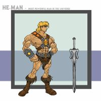 He-Man - Layout 2 by thejason10