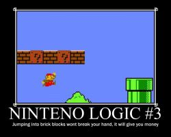 Nintendo Logic 3 by Appaluj