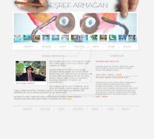 Esref Armagan Web Desing by AjansTR