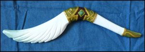 LoZ: Twilight Princess - Gale Boomerang by KuraiOfAnagura