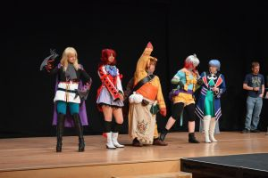 Masquerade Ayacon 2013 Tales of Graces by Lady-Avalon