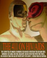 The 411 on HIV and AIDS by Dezire1