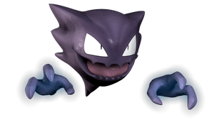 093 Haunter by bogeymankurt