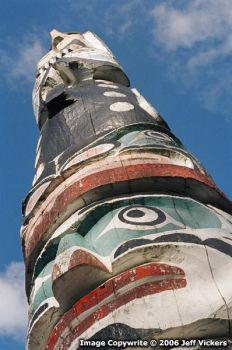 Stretch up the Totem by neolithicfilms