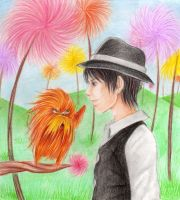 Lorax For Envyfan by TheDayIsSaved