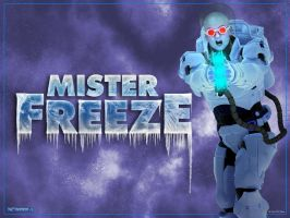 Mister Freeze by tartanninja