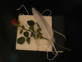 Book and rose 7 by smaragdistock