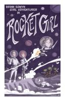 Rocketgirl by OtisFrampton