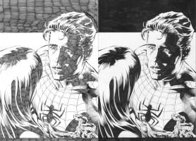Inks on Deodato's lines pg 01 by JPMayer