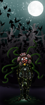 Zombie the Corpse Flower by SaturnGrl