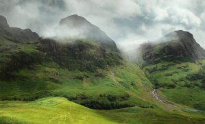 scotland glencoe by max702