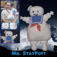 StayPuft Collage by scooby1977