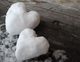 Snow Hearts by Tullerusk