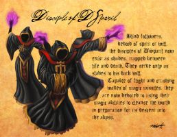 Heretic Monsters: Disciple of D'Sparil by Liamythesh
