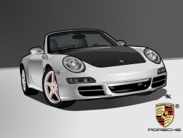 Porsche 911 Custom by phirewerkz