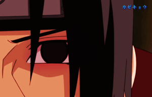 Itachi Sharingan by Teckito